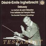 Debussy: Le martyre de saint S�bastien