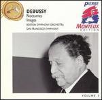 Debussy: Nocturnes; Images