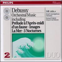 Debussy: Orchestral Music - George Pieterson (clarinet); Vera Badings (harp); Royal Concertgebouw Orchestra