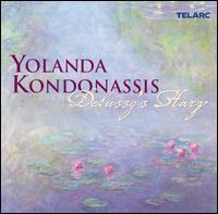 Debussy's Harp - Yolanda Kondonassis (harp)