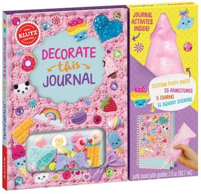Decorate This Journal - Editors of Klutz