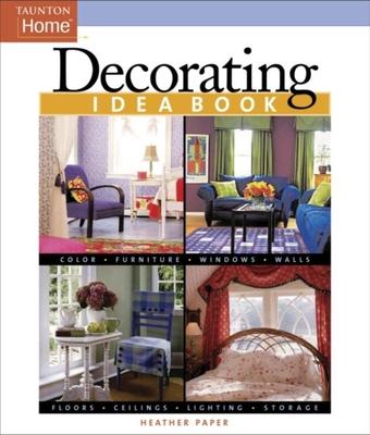 Decorating Idea Book - Paper, Heather J