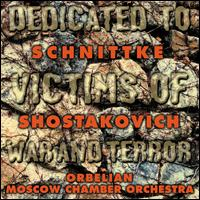 Dedicated to the Victims of War and Terror - Constantine Orbelian (piano); Moscow Chamber Orchestra; Constantine Orbelian (conductor)