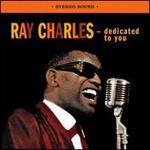 Dedicated to You/Genius Sings the Blues