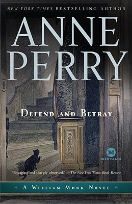 Defend and Betray - Perry, Anne