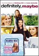 Definitely, Maybe [P&S] [With Mamma Mia! Picture Frame]
