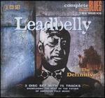 Definitive Leadbelly