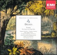 Delius: Koanga; The Song of the High Hills - Claudia Lindsey (soprano); Doreen Walker (contralto); Elaine Barry (soprano); Eleanor Capp (soprano);...