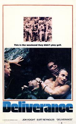 Deliverance: A Screenplay - Dickey, James