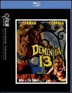 Dementia 13 [The Film Detective Restored Version] [Blu-ray]