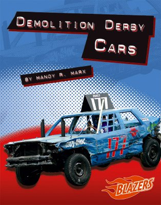 Demolition Derby Cars - Marx, Mandy R