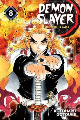 Demon Slayer: Kimetsu No Yaiba, Vol. 8, Volume 8 - Gotouge, Koyoharu