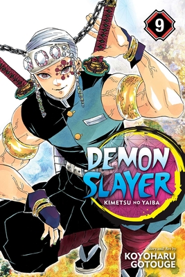 Demon Slayer: Kimetsu No Yaiba, Vol. 9, Volume 9 - Gotouge, Koyoharu