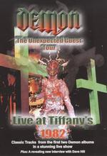 Demon: The Unexpected Guest Tour - Live at Tiffany's 1982