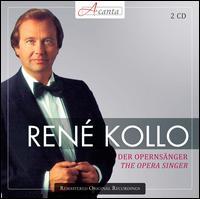 Der Operns�nger - Eva Marton (vocals); Katia Ricciarelli (vocals); Norbert Orth (vocals); Ren� Kollo (tenor);...
