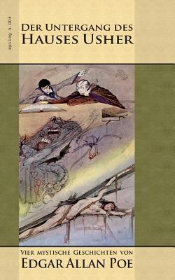Der Untergang Des Hauses Usher - Poe, Edgar Allan