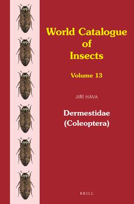 Dermestidae (Coleoptera) - Hava, JiYi