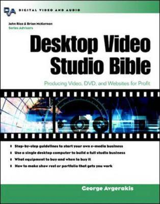 Desktop Video Studio Bible - Avgerakis, George