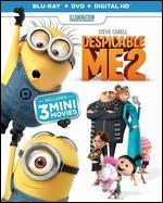 Despicable Me 2 [2 Discs] [Includes Digital Copy] [UltraViolet] [Blu-ray]