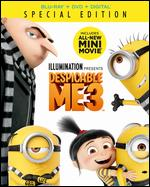 Despicable Me 3 [Blu-ray/DVD] - Kyle Balda; Pierre Coffin