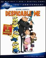 Despicable Me [Blu-ray/DVD] [Includes Digital Copy] [Universal 100th Anniversary]
