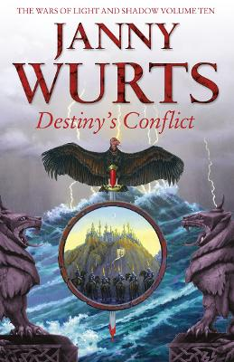 Destiny's Conflict: Book Two of Sword of the Canon - Wurts, Janny