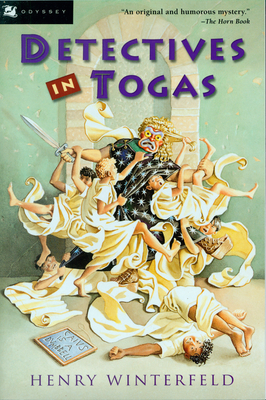 Detectives in Togas - Winterfeld, Henry