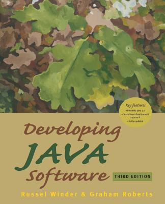 Developing Java Software - Winder, Russel, and Roberts, Graham, Professor