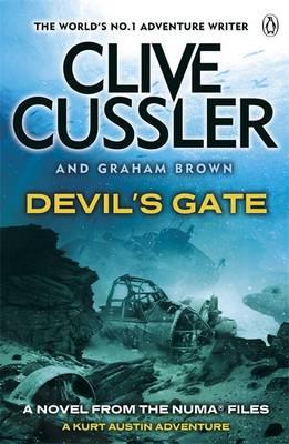 Devil's Gate - Cussler, Clive, and Brown, Graham