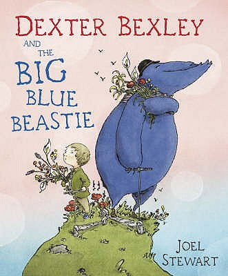 Dexter Bexley and the Big Blue Beastie - Stewart, Joel