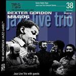 Dexter Gordon 1972 & Magog 1975