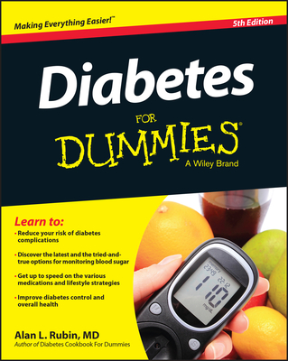 Diabetes for Dummies - Rubin, Alan L, Dr., M.D.