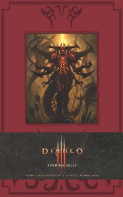 Diablo Burning Hells Journal - Blizzard Entertainment