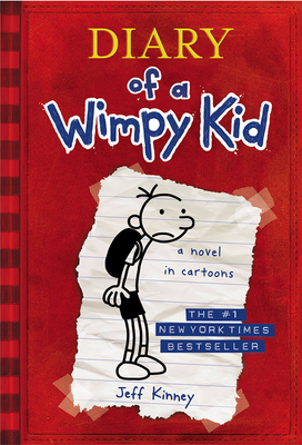 Diary of a Wimpy Kid (Diary of a Wimpy Kid #1) - Kinney, Jeff