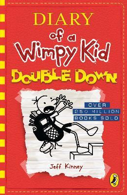 Diary of a Wimpy Kid: Double Down (Diary of a Wimpy Kid Book 11) -
