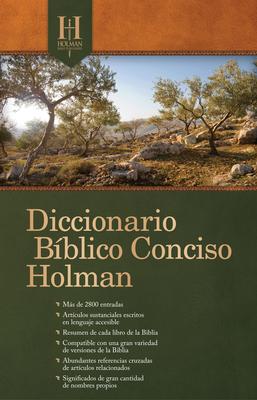 Diccionario Biblico Conciso Holman - B&H Espanol