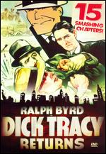 Dick Tracy Returns - John English; William Witney