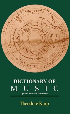 Dictionary of Music - Karp, Theodore