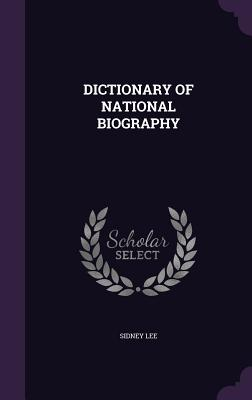 Dictionary of National Biography - Lee, Sidney, Sir