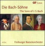 Die Bach-Söhne (The Sons of J.S. Bach) - Ann-Kathrin Brüggemann (oboe); Anne-Katharina Schreiber (violin); Christine Schornsheim (piano);...