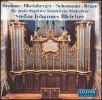Die gro?e Orgel der Stadkirche Winterthur