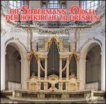 Die Silberman-Orgel der Hofkirche zu Dresden