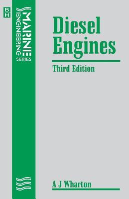 Diesel Engines - Wharton, A J