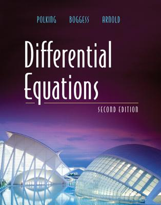 Differential Equations - Polking, John