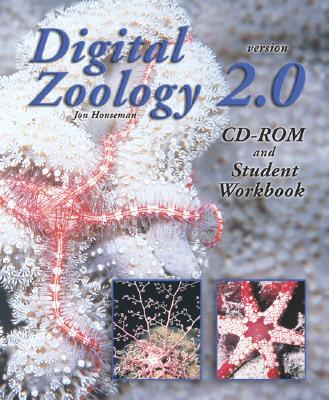 Digital Zoology Version 2.0 CD-ROM with Workbook - Houseman, Jon, and Houseman Jon