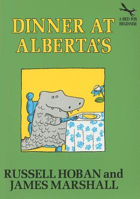 Dinner at Albertas - Hoban, Russell