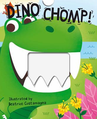 Dino Chomp! - Little Bee Books