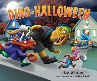 Dino-Halloween - Wheeler, Lisa