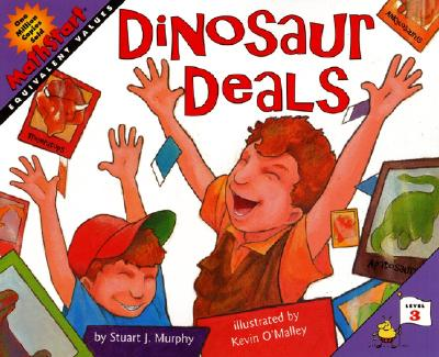 Dinosaur Deals: Equivalent Values - Murphy, Stuart J