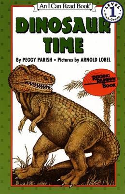 Dinosaur Time - Parish, Peggy